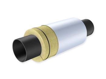 Rohrisolierung steinwolle zur d mmung von rohrleitungen for Isolation des tuyaux de chauffage
